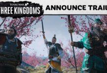 Total War: Three Kingdoms Historical China Game 2018