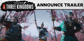 Total War: Three Kingdoms Historical China Game 2018