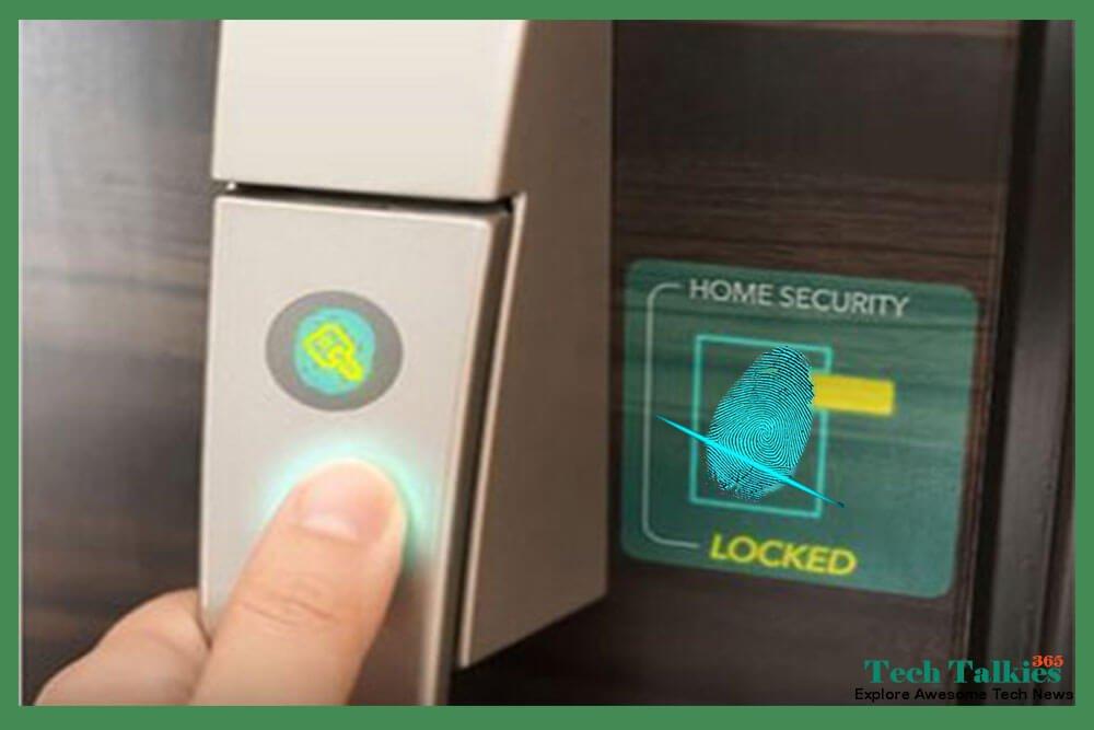 World's First Transparent Fingerprint Scanning Technology in Japan