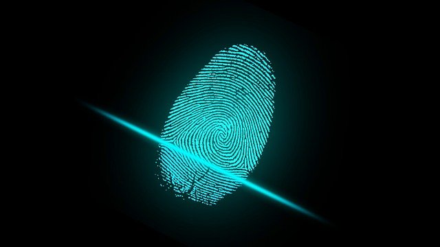 World's First Transparent Fingerprint Scanning Technology in Japan