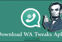 Download WA Tweaks Apk 4.5.9 latest Version Free in 2018