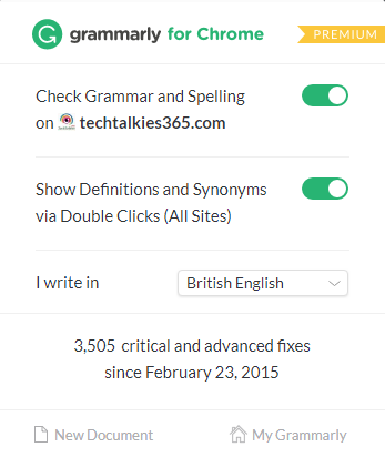 New Tricks Get Grammarly Premium Account Free For Lifetime 2019