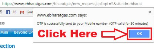 How To Check Bharat Gas New Connection Status Online