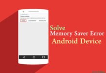 Remove term: Why show Free up Memory Saver Error Why show Free up Memory Saver Error