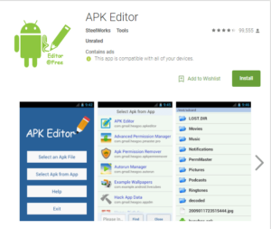 APK Editor Pro 1.8.20 Free Download For Android New Version 2018