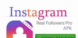Real Followers Pro Apk Download