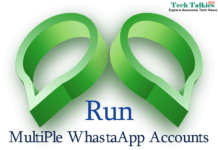Run 2 WhatsApp Accounts in Same Android Mobile Phone