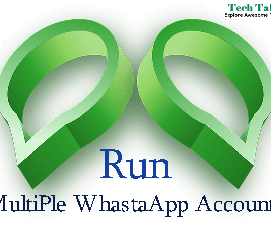 Run 2 WhatsApp Accounts in Same Android Mobile Phone