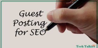 Guest Posting For SEO
