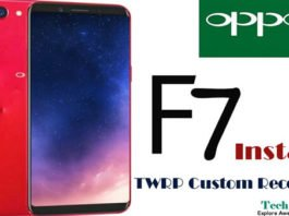 Install TWRP Custom Recovery on Oppo F7 (1)