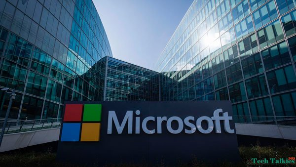 Microsoft Multinational Companies in India