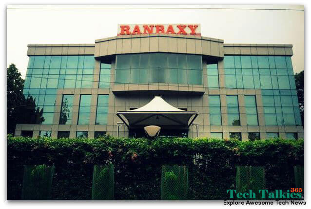 Ranbaxy Laboratories Ltd. Multinational Companies in India