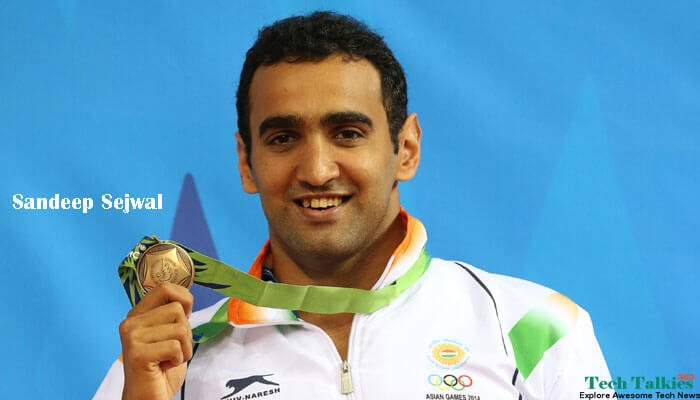 Sandeep Sejwal Best Olympics Swimmers of India