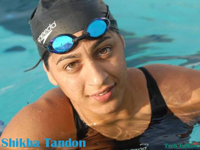 Shikha Tandon Best Olympics Swimmers of India