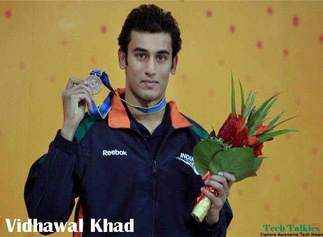 Vidhawal Khad Best Olympics Swimmers of India