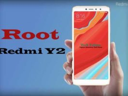 Root Redmi Y2 Without Using PC