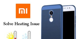 Xiaomi Redmi note 3 Heating Problem Solution