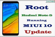 Root Redmi Note 5 on MIUI 10