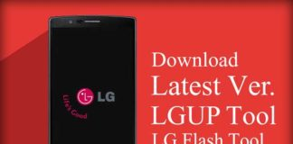 Download Latest Version LGUP Tool LG Flash Tool for LG Mobiles on PC