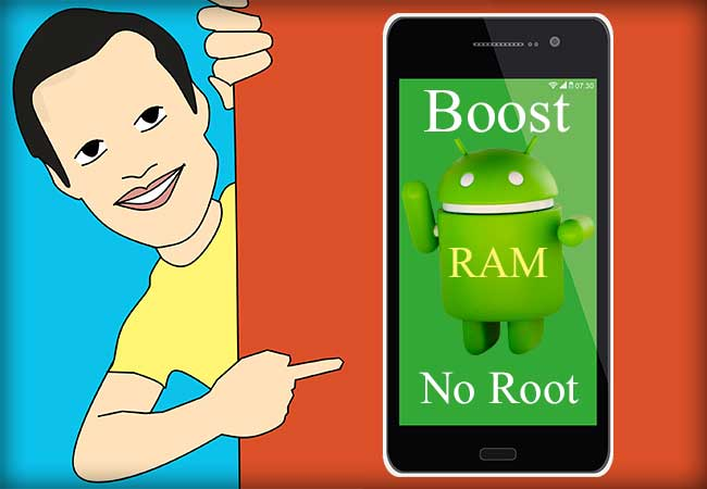Tricks to Increase Ram of Any Android Without Root