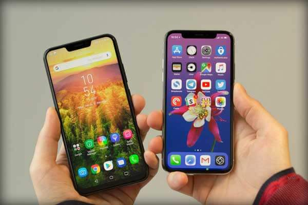 Trick to Turn Any Android Phone Into iPhone X, iPhone 10