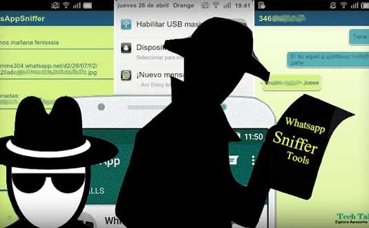 WhatsApp Sniffer & Spy Tools 2018 For Iphone and Android