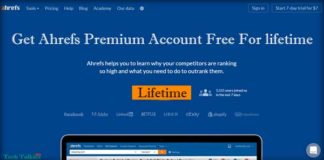 Get Ahrefs Free Premium Account in 2018
