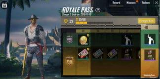 Get Free Elite Royal Pass in PUBG Mobile