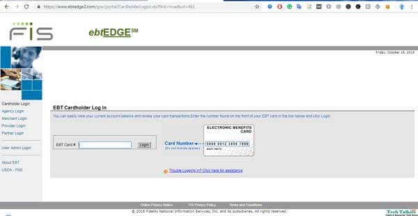 Guide To Use Ebtedge For Benefits