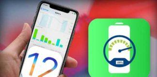 Improve IOS 12 iPhones Battery Performance