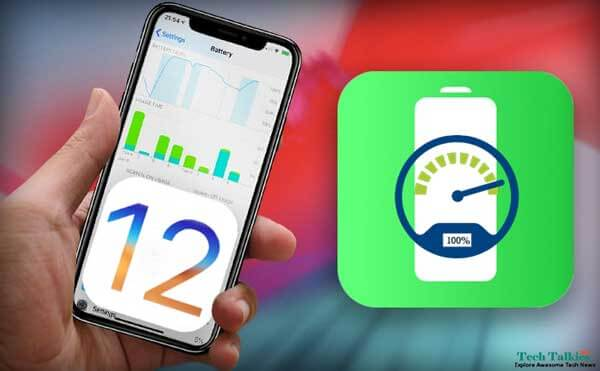 Improve IOS 12 iPhones Battery Performance