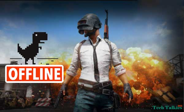 Play PUBG Mobile Offline
