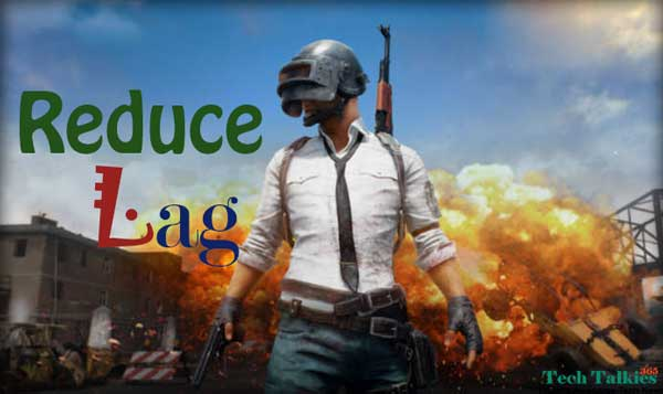 Reduce PUBG Mobile Lagging Issue in Android