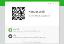 Official Xender for PC Windows