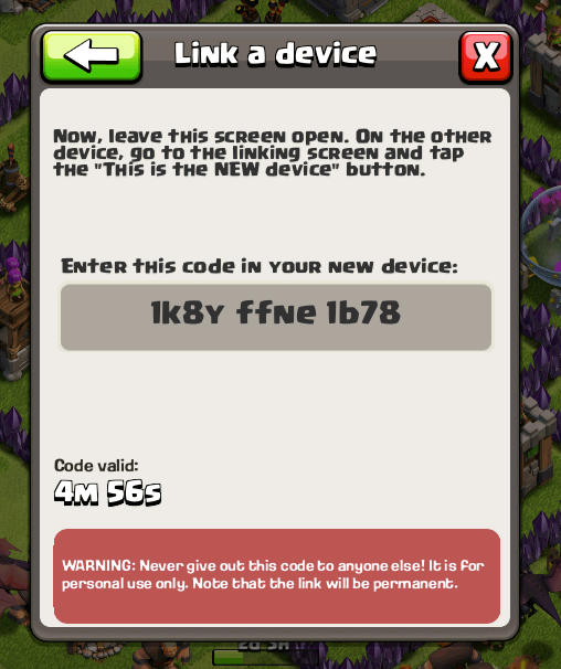 Ways to Transfer Old Clash of Clans Village to New iPhone ...