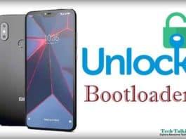 Unlock Redmi Note 6 Pro Bootloader