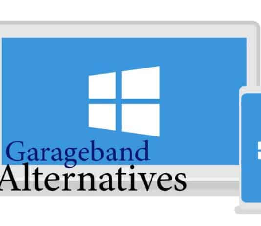 Latest Garageband Alternatives for Windows PC 2019