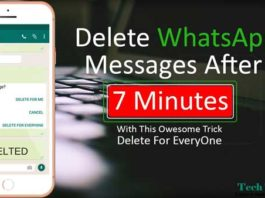Recall Delete Whatsapp Message After 7 Minutes