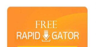 Free Rapidgator Premium Accounts 2019