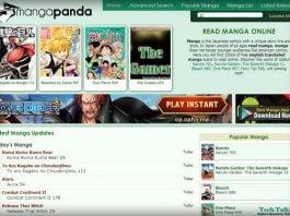 get Online Manga Comics Reader Free at Mangapanda in English