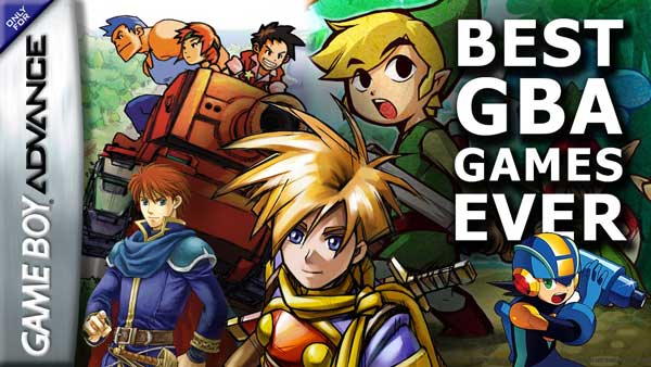 GBA ROMs to Play on PC