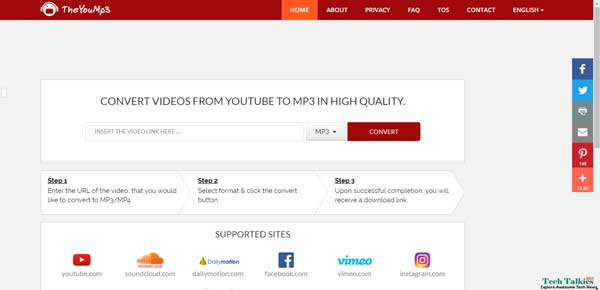 Top 8 Mp3fiber Alternatives To Download Songs | Alternatives To Mp3fiber