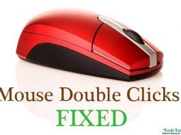 Mouse Double Clicks