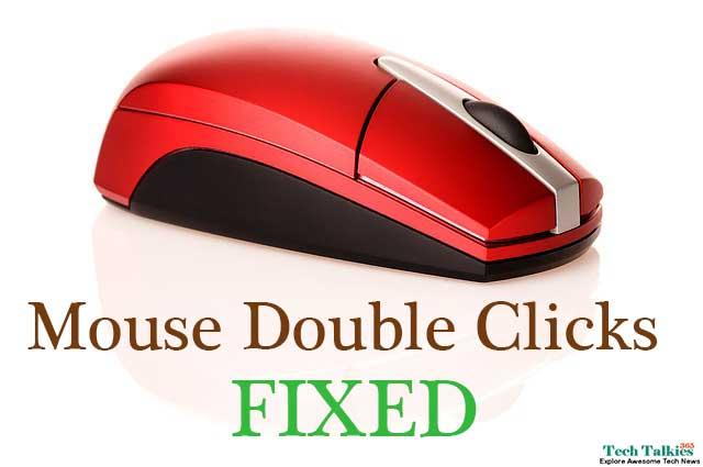 Mouse Double Clicks