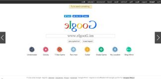 elgooG Google Features