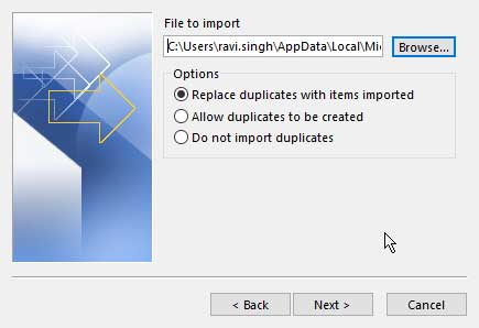 Bypass virus effected corrupted files