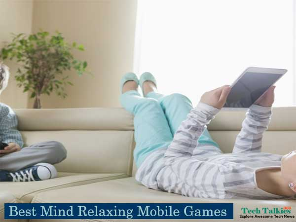 Best 5 Mobile Games That Will Help You Fall Asleep