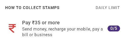 Add Money & Get Rangoli Stamp In Google Pay Diwali Scan