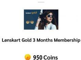 Lenskart Gold Membership FREE For 1 Year TRICK