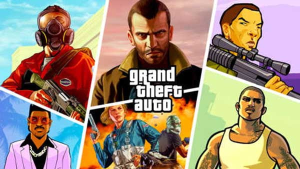 Grand Theft Auto Franchise Gmbling Mini-Games